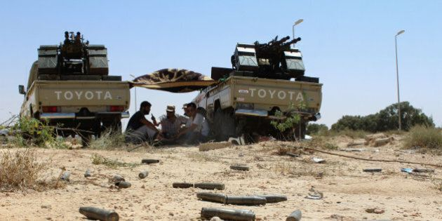 Libia: forze di Tripoli liberano il porto di Sirte dall'Isis, jihadisti in fuga nel