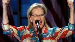 L'urlo di Meryl Streep per Hillary è l'urlo di tutte le