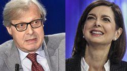Sgarbi vs. Boldrini: