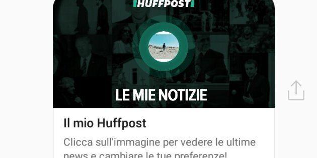 Come funziona la chatbot di HuffPost Italia: l'assistente virtuale di Facebook per essere aggiornati...