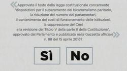Sì o No al prossimo referendum, con eventuale rischio di default