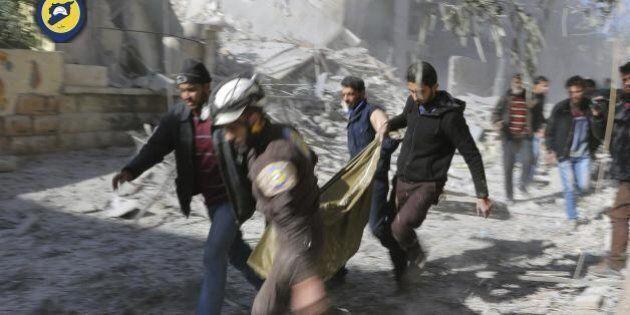 Siria, Onu: