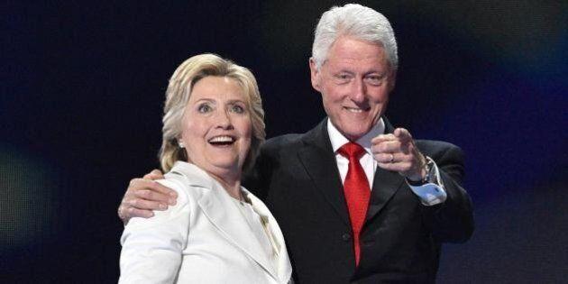 Hillary sarebbe riuscita ad arrivare così in alto se non avesse sfruttato la posizione del