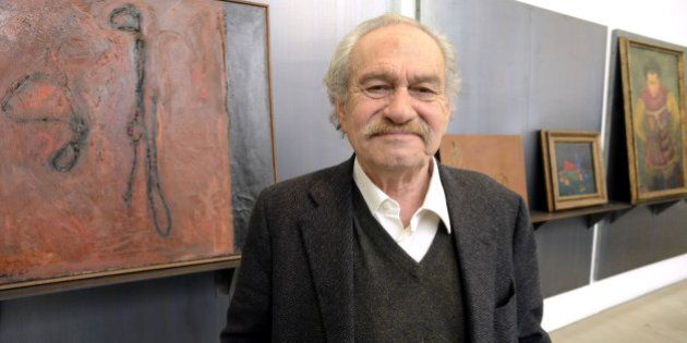 Morto a Roma Jannis Kounellis, maestro d'arte povera. Aveva 80