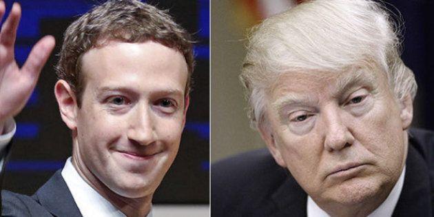 Mark Zuckerberg lancia il suo manifesto contro il trumpismo: