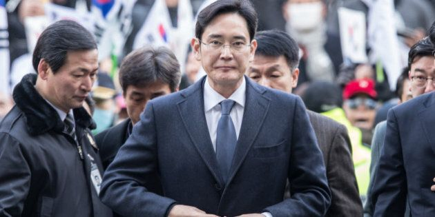 Arrestato per corruzione Lee Jae-yong, vicepresidente ed erede di