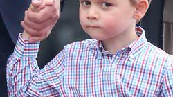 La camicia da 12,95 euro del principe George è il dettaglio che fa la