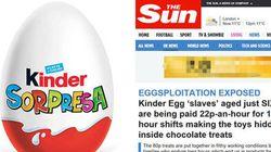 L'inchiesta di The Sun contro Ferrero: