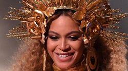 Il dettaglio che nessuno ha notato sull'abito di Beyoncé ai