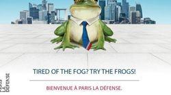Parigi passa all'attacco e stende un tappeto rosso ai banchieri fuggiaschi da