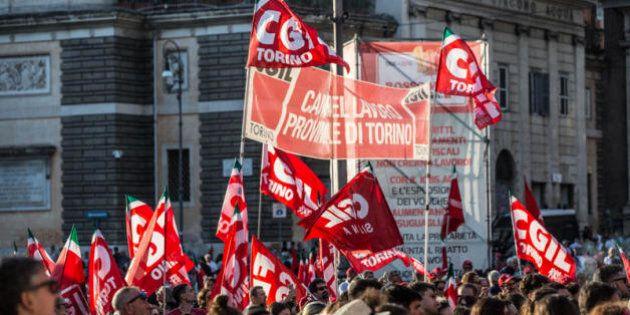 Un no sociale a Renzi e alla