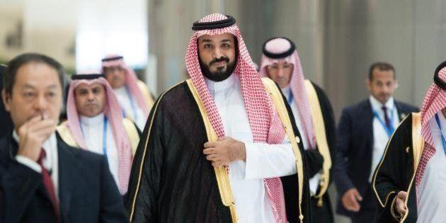 Il principe dell'Arabia Saudita Mohammed bin Salman compra uno yacht da 500 milioni ma taglia la spesa