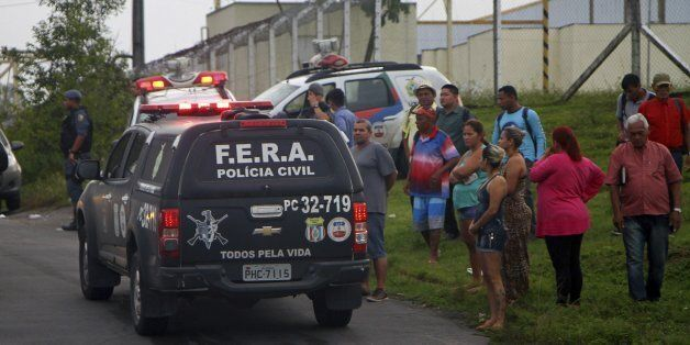 La violenza nel Brasile di