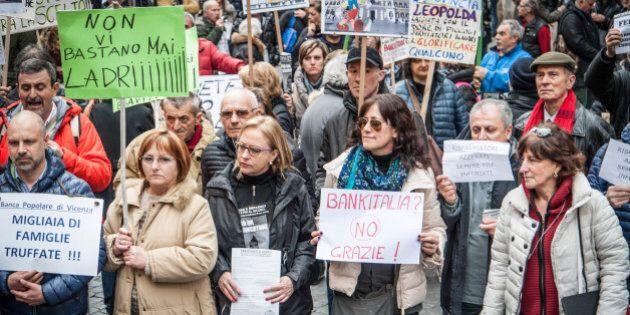 Blog Beppe Grillo: rimborso totale per gli azionisti delle banche popolati