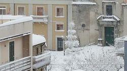 L'ondata di gelo polare sull'Italia causa 4