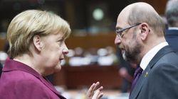 Secondo i sondaggi, in Germania è Schulz-mania: 11 punti sopra