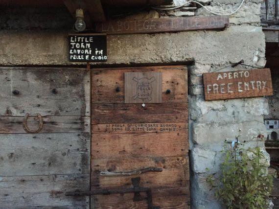 Campo di Brenzone, la leggenda del borgo disabitato che disabitato non è dove si vive come una
