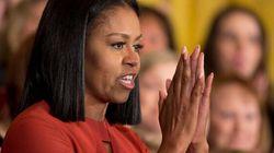 Il discorso di addio di Michelle alla Casa Bianca è un incoraggiamento per i