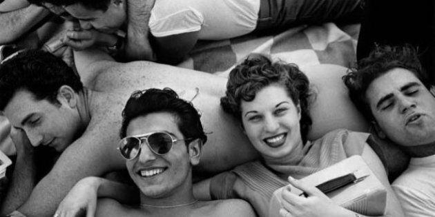 La ballata della giovinezza di Harold Feinstein, in mostra a Parigi il fotografo prodigio di Coney Island...