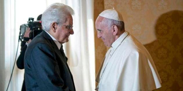 Terrorismo, Papa Francesco: