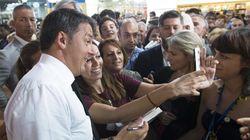 Le elezioni si vincono al centro (commerciale)? Renzi all'ipermercato tra fedelissimi e cittadini (di