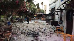 Terremoto tra Grecia e Turchia. Due vittime e 90 feriti sull'isola di