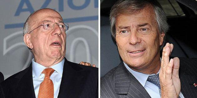 Guerra fra Mediaset e Vivendi su Premium. I francesi rinunciano a soluzione amichevole, Biscione pronto...