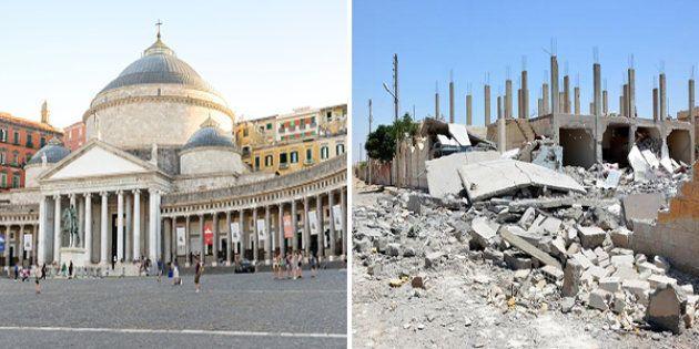 Napoli come Raqqa? Non scherzate con le vite
