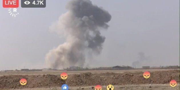 Battaglia di Mosul, la guerra in streaming: ultima frontiera della propaganda. Così si commenta la guerra...