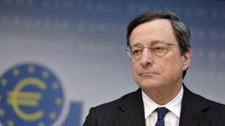La Bce lascia i tassi fermi al minimo storico e Qe