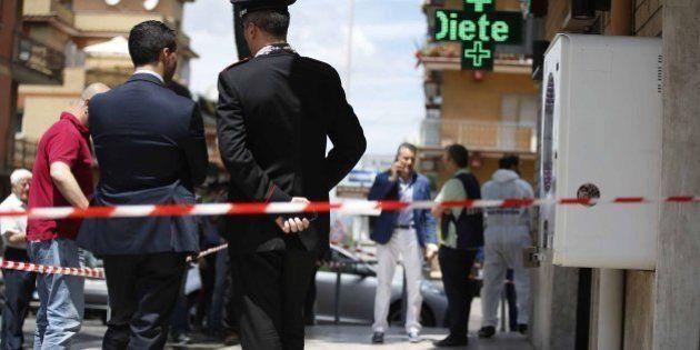 Rapina in una farmacia di Roma Nord, ferito un carabiniere. Lo sfogo della titolare: