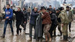 Strage in un mercato siriano: un'autobomba uccide 60