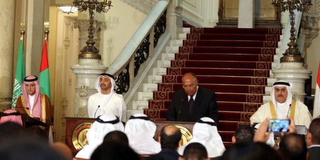 La crisi del Qatar e l'imbarazzo