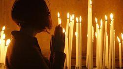 La preghiera è una parola pronunciata