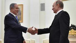 Israele tentata dall'alleanza delle destre razziste guidata da Putin e