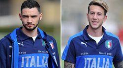 De Sciglio e Bernardeschi, azzurri in