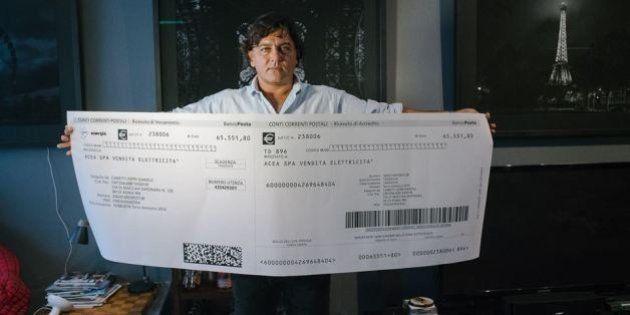 Maxi bolletta Acea da 65 mila euro. La denuncia di un fotografo romano: