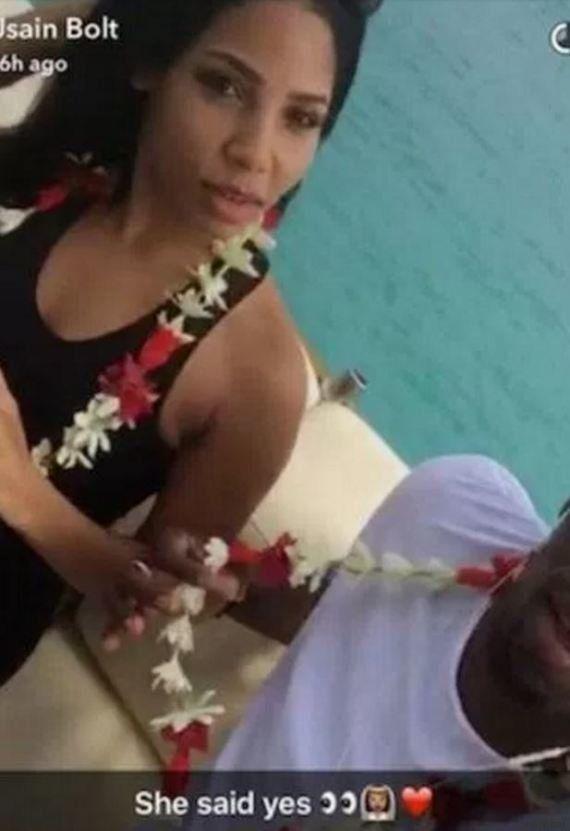 Usain Bolt presto sposo: il sì della modella Kasi Bennett arriva dopo la scappatella dell'atleta a Rio...