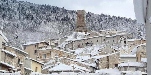 Meteo, Italia ancora nella morsa del freddo: temperature polari fino a metà