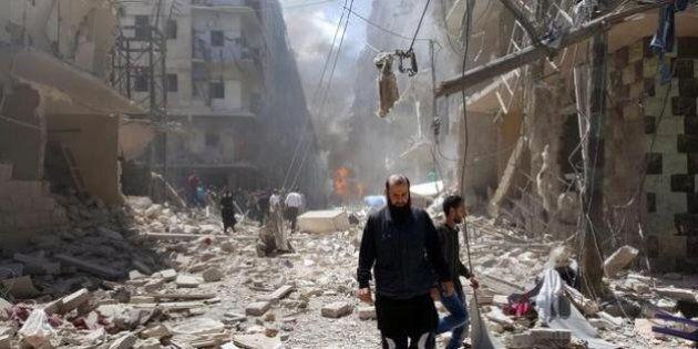 Il silenzio sulla Siria e le urla social di Abdul, mutilato da una