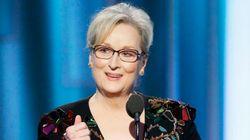Meryl Streep ha lasciato tutto il mondo a bocca aperta ai Golden Globes con questo discorso su