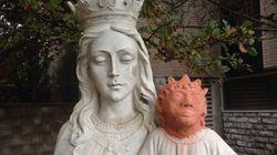 Restaura la testa di Gesù, ma il risultato è disastroso: