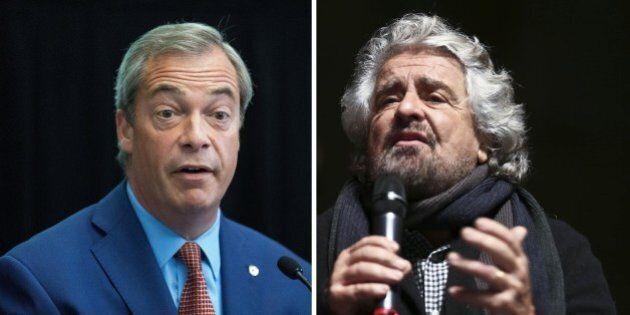 M5S passa nel gruppo Alde al Parlamento Ue, Nigel Farage: