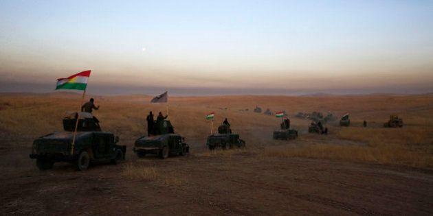 L'Iraq scatena l'offensiva contro l'Isis a Mosul