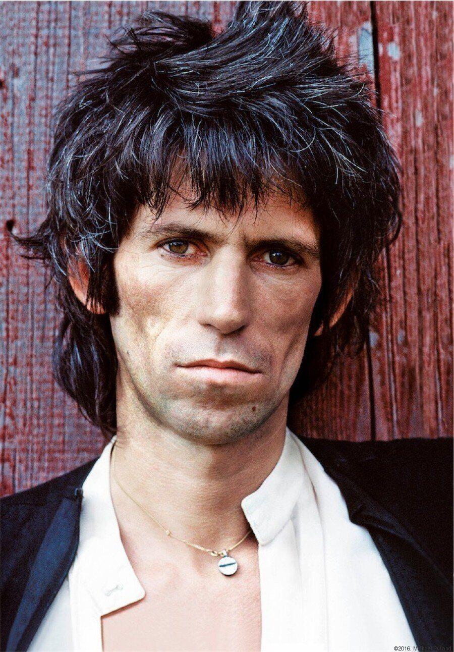 Michael Putland, trent'anni sopra e dietro il palco con Mick Jagger e Keith Richards: