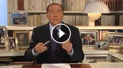 Berlusconi in video per il No al referendum. E apre a una