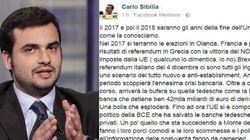Sibilia si prende la rivincita su Grillo e Casaleggio: