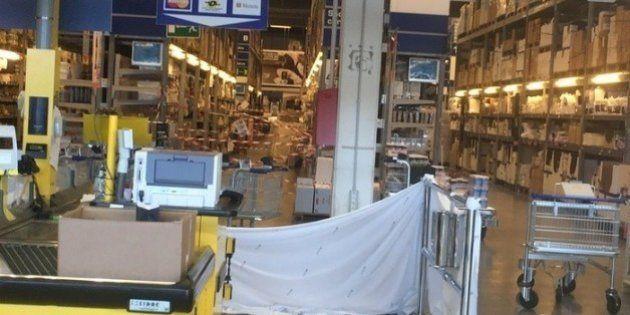 Cagliari, Sofia Saddi, 2 anni, muore schiacciata da scaffale del supermercato. Aperta