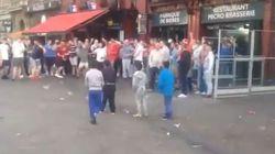 Il video dei tifosi inglesi che lanciano monetine a quattro bambini scandalizza