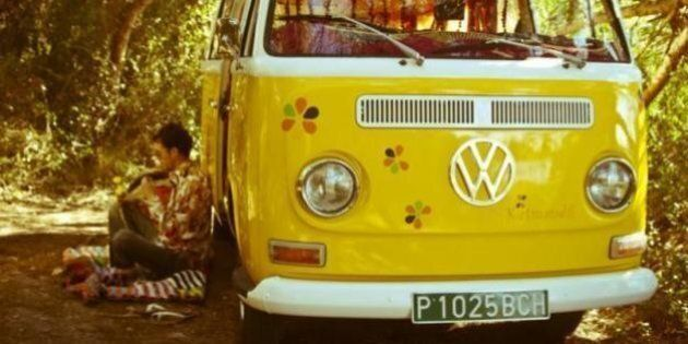 Rivive il mito del furgoncino Volkswagen: l'I.D. Buzz avrà il motore elettrico e il pilota